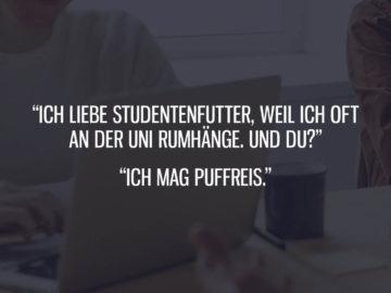 Studentenfutter & Puffreis